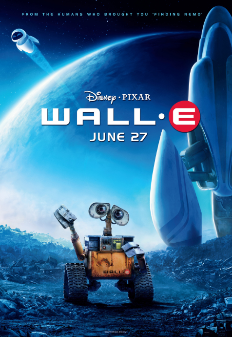 Wall-E - Movie Poster